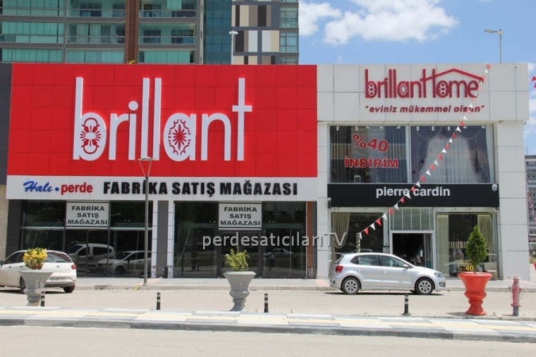 Karabudak Tekstil & Brillant Exclusive / Brillant Halı / Ankara